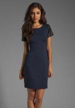Pryor Leilana dress by Theory at Revolve