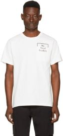 Public School We Need Leaders T-shirt at SSENSE