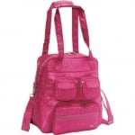 Puddle Jumper bag by Lug in pink at Amazon