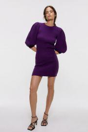 Puffy Sleeved Dress by Zara at Zara