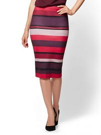 Pull On Pencil Skirt 7th Avenue by New York & Company at NY&C