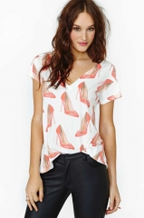 Pump it up tee at Nasty Gal