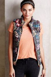 Pure Good Puffer Vest at Anthropologie