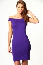 Purple dress like Victorias at Boohoo