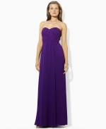 Purple gown like Lilys at Macys