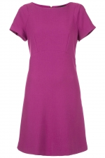 Purple shift dress from Topshop at Topshop