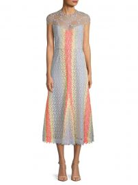 Putman Lace Midi Dress by Gabriela Hearst at Saks Off 5th