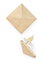 Pyramid earrings like Ashleys at Modcloth