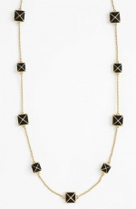 Pyramid necklace by Kate Spade at Nordstrom