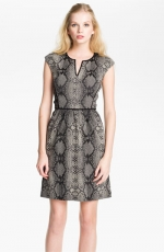 Python dress by Rebecca Taylor at Nordstrom at Nordstrom