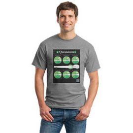 Quantum Rules Tee at Thinker Collection