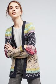 Quenby Cardigan at Anthropologie