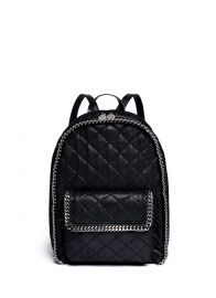 Quilted Backpack by Stella McCartney at Intermix