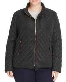 Quilted Bomber Jacket by Lucky Brand at Macys