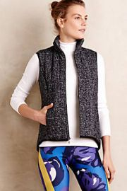 Quilted Maja Vest at Anthropologie