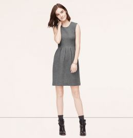 Quilted Skirt Dress at Loft