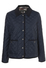 Quilted jacket by Topshop at Topshop