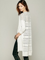 Quincy Back To You Cardigan at Free People