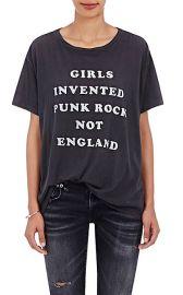 R13 Kim Gordon Boy T-shirt  at Barneys