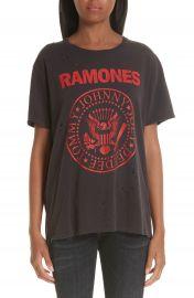 R13 Ramones Print Tee   Nordstrom at Nordstrom