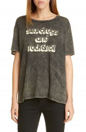 R13 Rock  amp  Roll Boy Tee   Nordstrom at Nordstrom