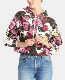 RACHEL Rachel Roy Ginger Printed Hoodie Sweatshirt   Reviews - Tops - Women - Macy s at Macys