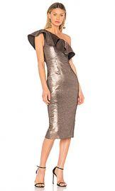 RACHEL ZOE Tabitha Dress in Mauve from Revolve com at Revolve