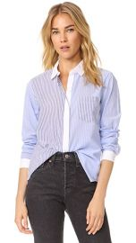 RAILS Emory Button Down Shirt at Shopbop
