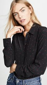 RAILS Kate Button Down Shirt at Shopbop