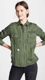 RAILS Kato Miltary Shirt at Shopbop
