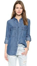 RAILS Marlow Button Down Shirt at Shopbop