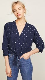 RAILS Sloane Button Down Top at Shopbop