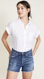 RAILS Whitney Button Down Blouse at Shopbop