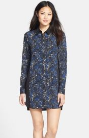 RD Style Print Shirtdress at Nordstrom
