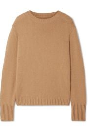 RE DONE - 40s wool and cashmere-blend sweater at Net A Porter