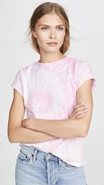 RE DONE Classic Tie Dye Tee at Shopbop