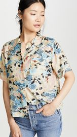 RE DONE Hawaiian Shirt at Shopbop