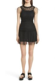 RED Valentino Point D\\\'Esprit Dress at Nordstrom