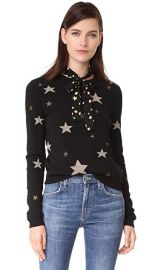 RED Valentino Star Sweater at Shopbop