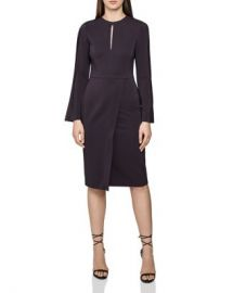 REISS Anouk Fitted Dress Women - Bloomingdale s at Bloomingdales