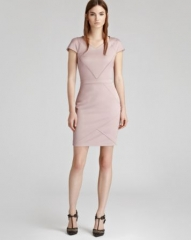 REISS Body Con Dress - Pensa Seam Detail at Bloomingdales