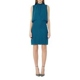 Reiss Leonie Tie Neck Dress at Broomingdales
