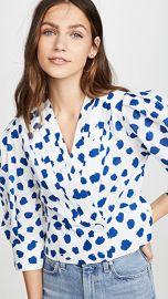 RIXO Chanel Blouse at Shopbop
