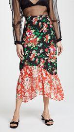 RIXO Leandra Skirt at Shopbop