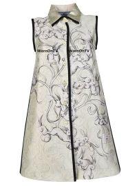 Rabbit Dress by Prada at Italist