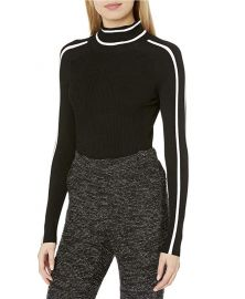 Racer Rib Pullover by Milly at Amazon