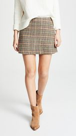 Rachel Antonoff Richard Miniskirt at Shopbop