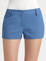 Rachel Bilsons blue shorts at Saks at Saks Fifth Avenue