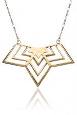 Rachel Bilsons necklace at Avenue32
