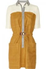 Rachel Bilsons yellow dress at Net A Porter